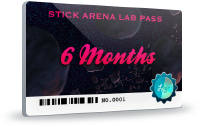 Stick Arena Lab Pass - 6 Months
